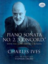 """Sonata No. 2, """"Concord"""" - Piano"""