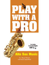 Play with a Pro (Bk/Audio Access) - Sax Duet AA