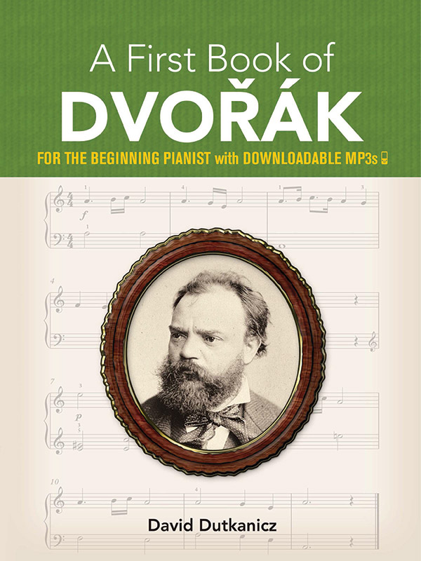 First Book of Dvorak - Easy Piano