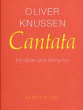 Cantata - Oboe, Violin, Viola and Cello (Score)