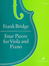 Four Pieces [Viola & Piano]