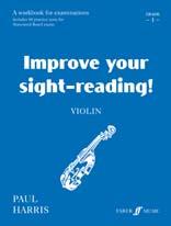 Improve Your Sight-reading! Violin, Grade 1 [Violin]