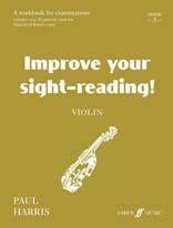Improve Your Sight-reading! Violin, Grade 3 [Violin]