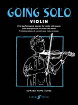 Going Solo: Violin [Violin & Piano]