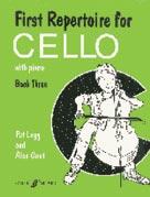 First Repertoire for Cello, Book 3 [Cello]