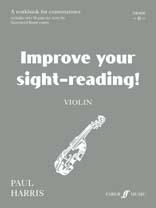 Improve Your Sight-reading! Violin, Grade 6 [Violin]