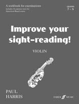 Improve Your Sight-reading! Violin, Grade 7-8 [Violin]