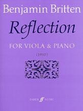 Britten - Reflections(va / pf) [Viola & Piano]