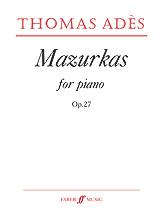 Mazurkas, Op. 27 - Piano