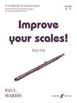 Improve Your Scales, Grades 4-5 - Flute