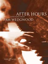After Hours for Piano Duet [late intermediate piano duet]