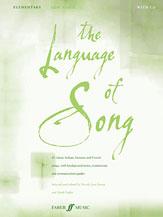 Language of Song Elem. Low