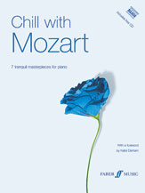 Chill with Mozart - Piano (Book/CD)