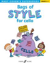 Bags of Style for Cello [Cello]