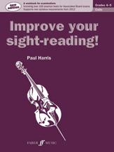 Improve Your Sight-Reading Level 4-5 [cello]