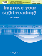Improve Your Sight-Reading! Electronic Keyboard Grade 0-1 [Electronic Keyboard]