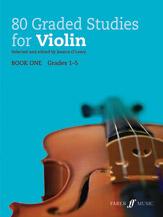 80 Graded Studies For Violin Book1