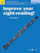 Improve Your Sight-Reading Clarinet 1-3