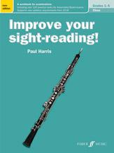 Improve Your Sight-Reading! Grade 1-5 (New Ed.) - Oboe Study