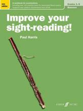 Improve Your Sight-Reading! Grade 1-5 (New Ed.) - Bassoon Study