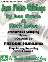 Jazz Piano Voicings [Keyboard/Piano]