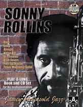 Sonny Rollins VOL 8 BK/CD