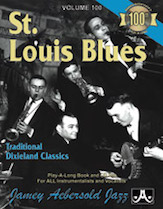 Aebersold Volume 100 - St. Louis Blues