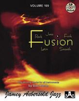 Aebersold Volume 109 - Dan Haerle: Fusion