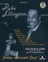 Duke Ellington VOL 12 BK/CD