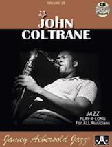 John Coltrane Vol 28 BK/CD