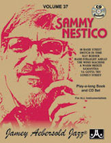 Sammy Nestico Vol 37 BK/CD
