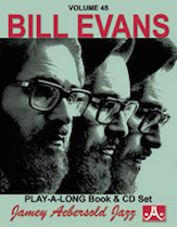 Bill Evans Vol 45 BK/CD