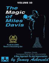 Miles Davis VOL 50 BK/CD