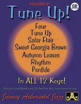 Tune Up Vol 67 BK/CD