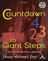 Countdown to Giant Steps VOL 75 BK/CD
