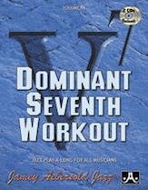 Dominant 7th Workout Vol 84 BK/CD