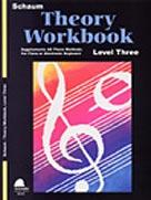 Schaum Theory Workbook, Level 3 [Piano]