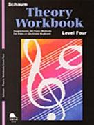 Schaum Theory Workbook, Level 4 [Piano]