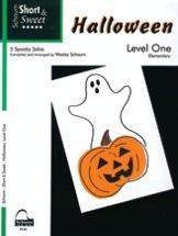 Short & Sweet Halloween, Level 1 [Piano]