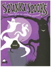 Spunky Spooks - Piano