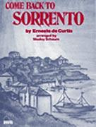 Come Back to Sorrento [Piano]