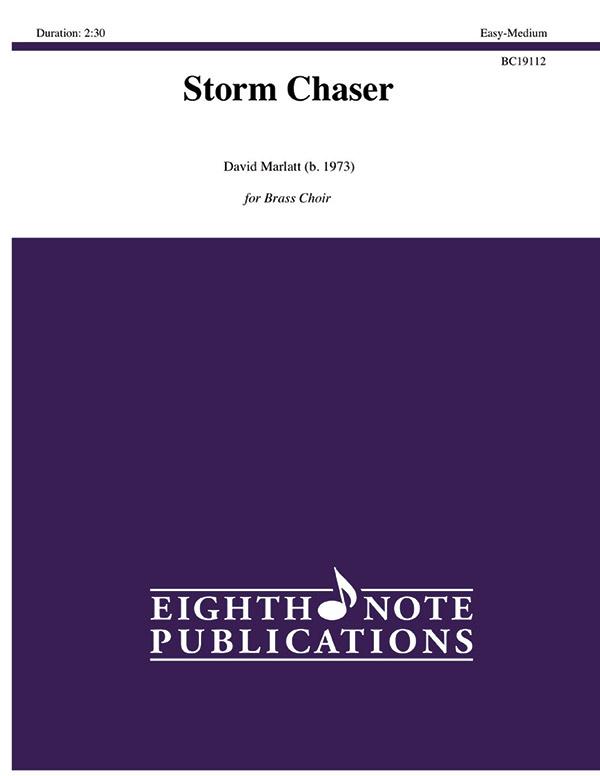 Storm Chaser - Brass Choir
