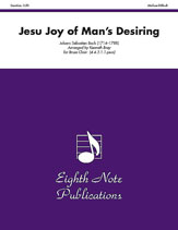 Jesu, Joy of Man's Desiring - Brass Ensemble with Percussion