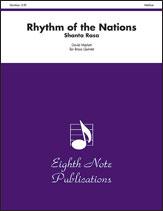 Rhythm of the Nations (Shanta Rasa) - Brass Quintet