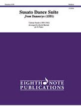 Susato Dance Suite (from Danserye) - Flute Sextet