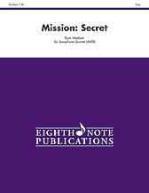 Mission: Secret - Sax Quartet AATB