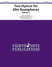 2 Hymns - Sax Quartet AAAA
