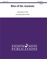 Rise of the Ancients - Sax Quartet SATB