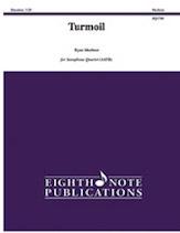 Turmoil - Sax Quartet (AATB)