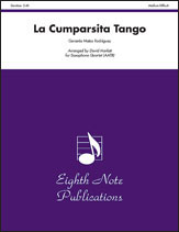 La Cumparsita Tango - Sax Quartet AATB